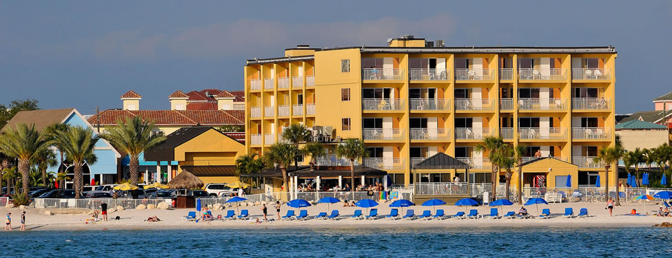 Coconut Cove All Suite Hotel Clearwater Beach Florida